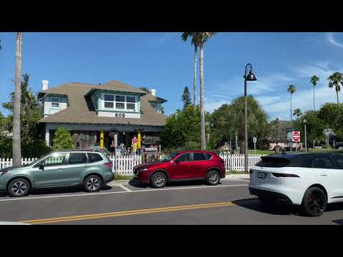 Exploring The Pass-a-Grille District Of St. Pete Beach, FL