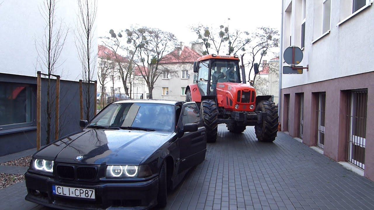 Czołówka IV TR w Gronowie 2016 | Studniówka | Mechanizacja Rolnictwa | Ursus 1934 | BMW E36