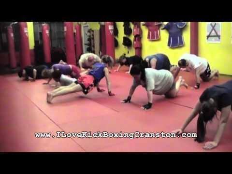 Kickboxing Cranston Rhode Island