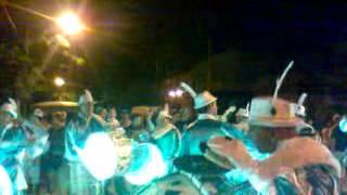 Centro Murga Los Caprichosos de Mataderos. Pre carnaval 2013 Percusion