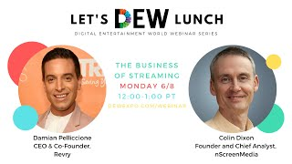 Let's DEW Lunch Webinar with Revry (June 8, 2020)