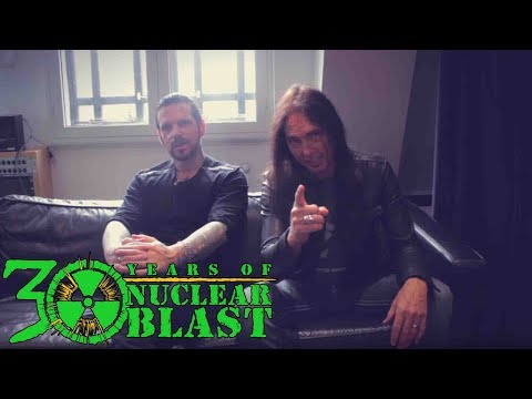 BLACK STAR RIDERS - Ricky and Damon discuss their UK tour supports (OFFICIAL TRAILER)
