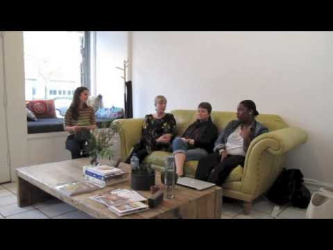 Intern Panel at Makeshift Society