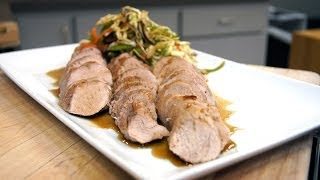 Black And Tan Irish Pork Tenderloin Recipe