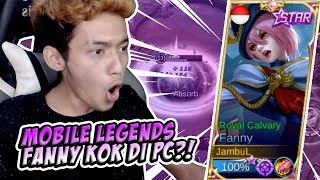TOP GOMBAL FANNY PC FANNY EMULATOR!  - Mobile Legends Indonesia
