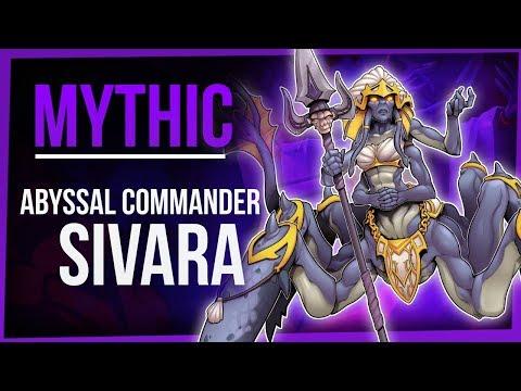 COMMANDER SIVARA | Mythic Eternal Palace | WoW Battle For Azeroth 8.2 | FinalBossTV