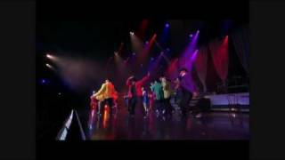 A small sample from the show Burn the Floor. This will give you an ...