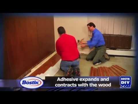 Bostik Multigrip Instructional Video Youtube