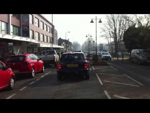 London streets (320.) - Wokingham - Ascot