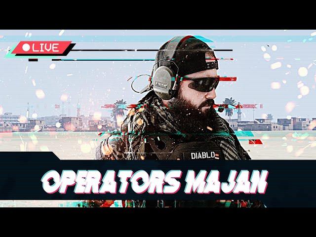 [ES] OPERACIÓN OPERATORS MAJAN - SOG (CIA) - Squad ALPHA - Arma 3
