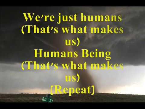 Humans Being with Orchestral Intro - Van Halen (Lyrics)