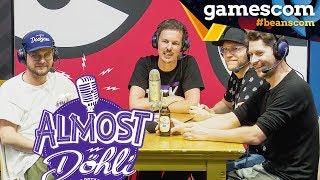 Cyberpunk 2077 & Vorzüge der Games-Journalisten | Almost Döhli mit Eddy, Simon, Nils & Fabian Döhla