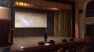 """03.07.19 г. Стаханов, премьера фильма """"Ополченочка"""""""