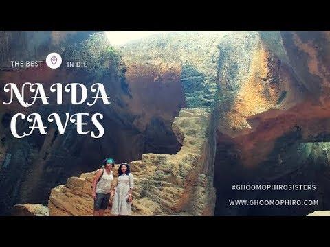 The Unexplored Gem of Diu : Naida Caves