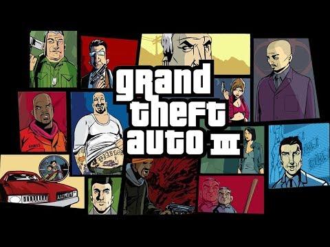 GTA III - Dead Skunk in the trunk