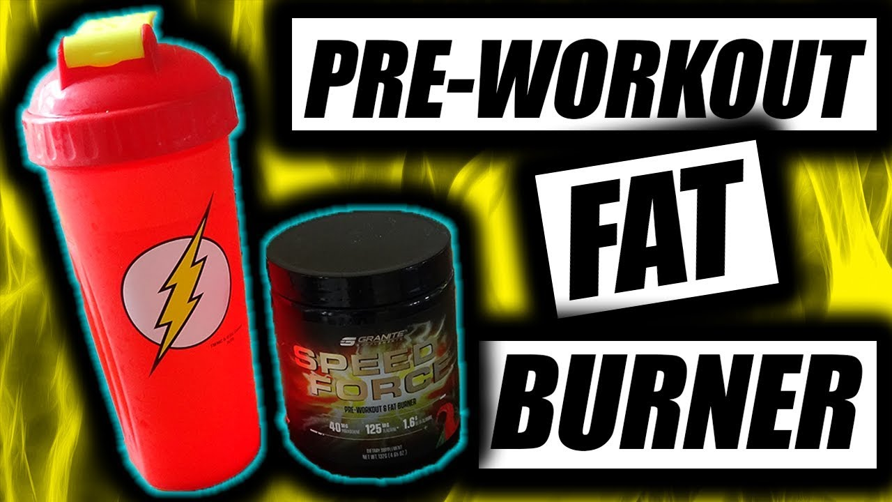 fat burning supplements for workout