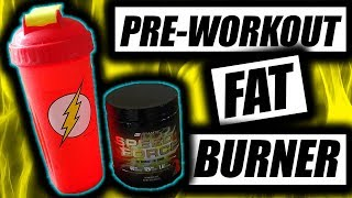 Pre-Workout Fat Burner Supplement you need 2 Try Speed Force