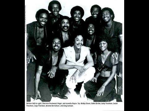 ZAPP - HEARTBREAKER, 1983... Throwback Thursday