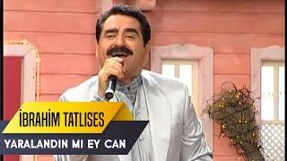 Yaralandin Mi Ey Can - ibrahim Tatlises   ibo Show Canli Performans Resimi