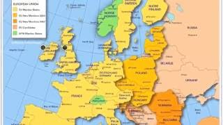Learn Europe Geography Vocabulary Rap Song with Fluency MC
