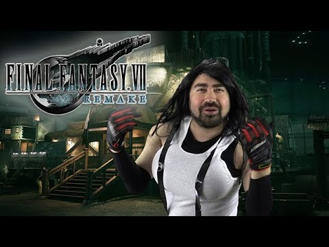 Final Fantasy VII Remake Angry Review