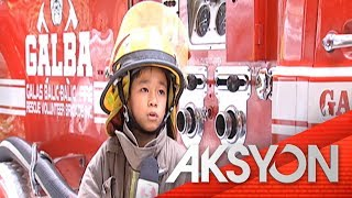 Batang Fire Volunteers