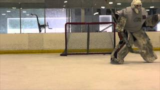 Eric Alexander - Ice Hockey Goalie - Training Video