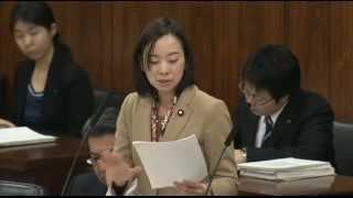 吉良よし子議員 籾井会長に辞任 平成26年2月19日 総務委員会 part1