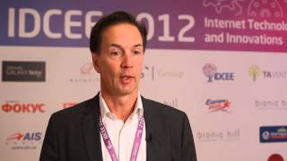 IDCEE 2012: Official Interview with Andreas Haug (Co-founder & MP @e.ventures)