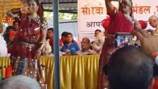 kalyo kud padiyo melo me  (live malad mumbai wader 2013)