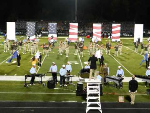 Naples High School Marching Band 2011-2012 - YouTube