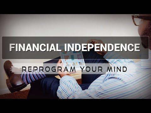 Financial Independence affirmations mp3 music audio - Law of attraction - Hypnosis - Subliminal