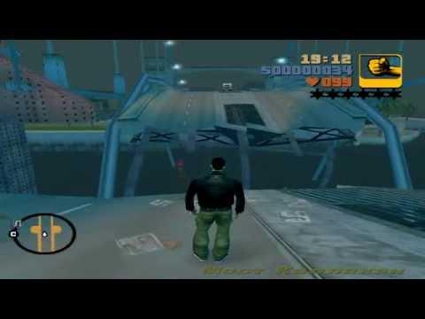 GTA 3 - Как попасть во 2 город в начале! (3 способа)