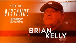 Brian Kelly On Notre Dame Recruiting & Championship Hunt (Social Distance Series)