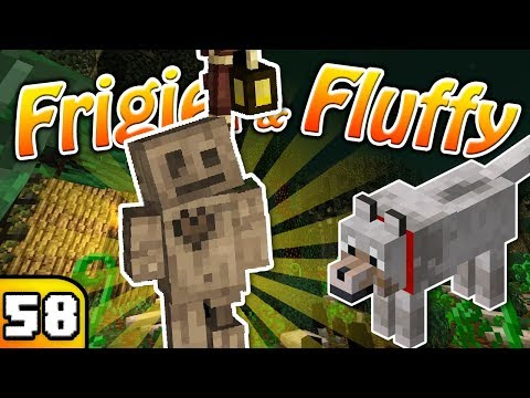 FRIGIEL & FLUFFY : On sauve Fluffy ! | Minecraft - S6 Ep.58