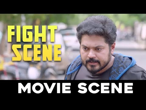 7 Naatkal - Fight Scene | Shakthi | Ganesh Venkatraman | Prabhu