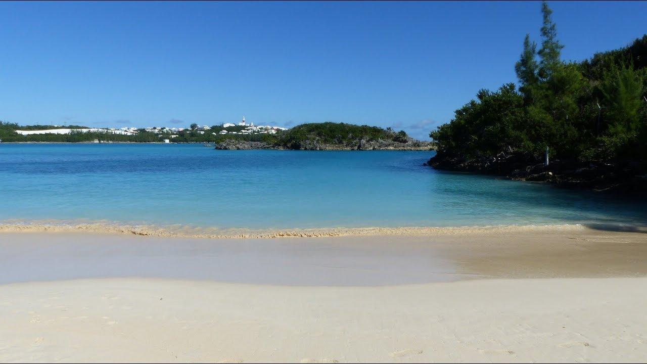 Turtle Bay Beach St David S Island George Parish Bermuda