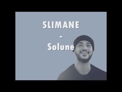 Slimane - SOLUNE (lyrics)