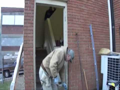Removing_a_Door_and_Frame.wmv - YouTube