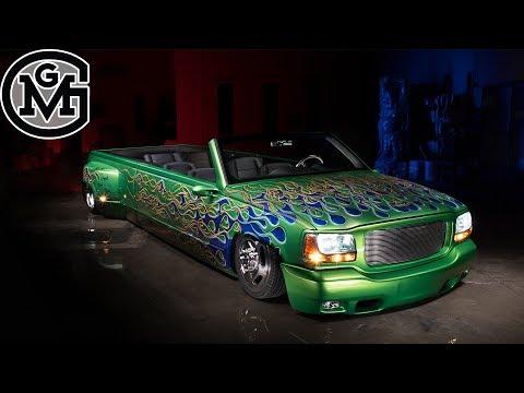 Fast N Loud's Krew Kut Resurrection - GAS MONKEY GARAGE -  AutoFocus Ep007
