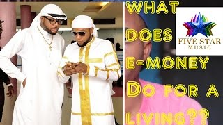 What Does E-money Really Do For A Living