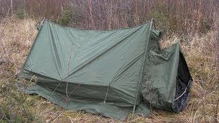 British Army ARCTIC TENT review