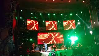 Julian Marley - Boom draw live Uprising 2018