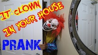 One of DMasterFlex's most viewed videos: (SNEAKING INTO MOE SARGI'S HOUSE) IT CLOWN - THE TRUE STORY