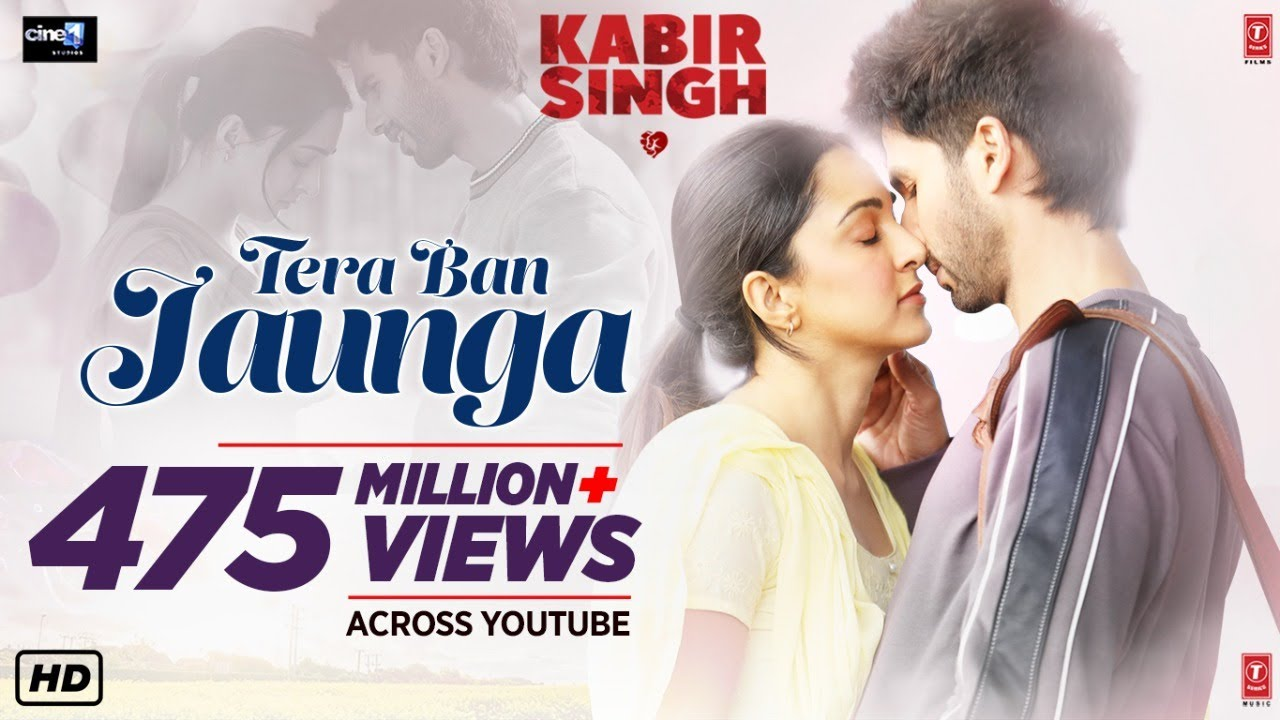 Kabir Singh: Tera Ban Jaunga WhatsApp Status Video Free Download