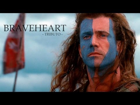 Braveheart | Tributo - William Wallace Travel Video