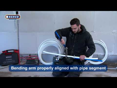 Henco - Bending Tool Demonstration