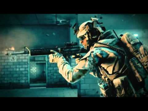 Battlefield 3- God's Gonna Cut you down Gameplay Trailer- Johnny Cash- Xbox 360-PS3-PC