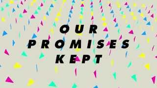 "FOR A REASON""Promises Kept""Official Music Video"