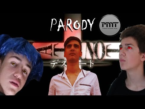 Death Note Opening Parody (PMT)